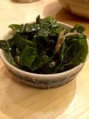 Namuru: Korean Seaweed